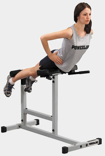 Гиперэкстензия Body Solid Powerline PCH24